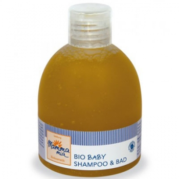 Mammamia Bio Baby Shampoo & Bad, 200 ml