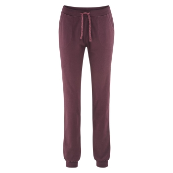 Living Crafts Damen Relax-Hose BEA, barolo
