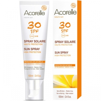 Acorelle Sun Spray LSF 30, 100 ml