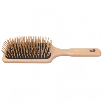 Kost Kamm Holzbürste Paddle Brush
