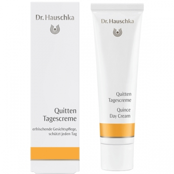 Dr. Hauschka Quitten Tagescreme, 30 ml Tube