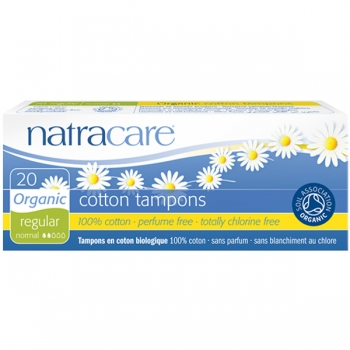 natracare Tampons normal, 20 Stk.