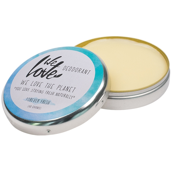 We love the Planet Deocreme Forever Fresh, 48 g Dose