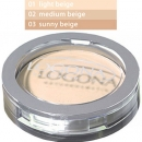 Logona Face Powder, 10 g Dose