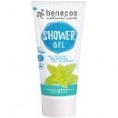 Benecos Shower Gel Zitronenmelisse, 200 ml