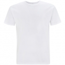 Earth Positive Basic Herren T-Shirt, BW kbA, weiß